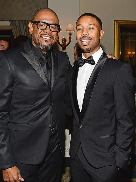 Dapper duo Forest Whitaker and Michael B. Jordan join forces at the Santa Barbara International Film Festival, where Whitaker was honored with the eighth annual Kirk Douglas Award for Excellence in Film. http://www.people.com/people/gallery/0,,20772097,00.html#30078057
