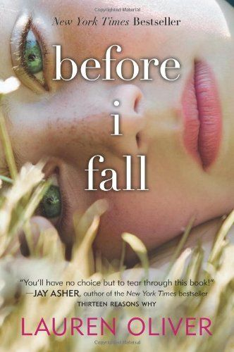 Echoes of lovely bones premise...Before I Fall by Lauren Oliver.: Worth Reading, Laurenoliver, Lauren Oliver, Books Worth, Reading List, Fall, Favorite Book, Bookworm