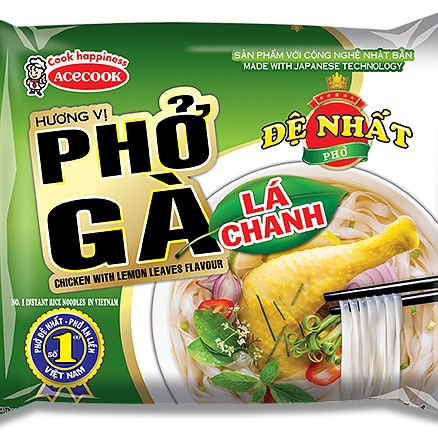 Proud Of Vietnamese Rice Strands- Made purely from fragrant rice in combination with modern steam technology, De Nhat Rice Noodles strands have high degree of reversion, freshness, and tastiness, blended with charmingly savoury soup.  Shop here http://bit.ly/2AtFzCd