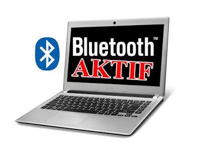 Bagi anda yang memiliki laptop dan tidak tahu cara mengaktifkan bluetooth, semoga langkah-langkah dibawah ini dapat membantu anda
