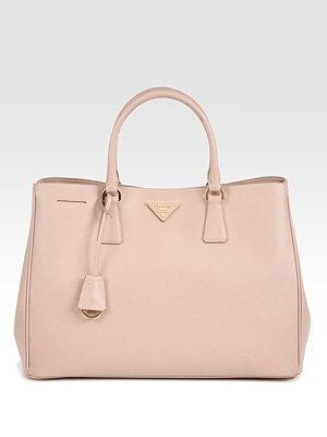 Prada Saffiano Lux Tote Bag. (Light Pink) | Momma\u0026#39;s Got a Brand ...