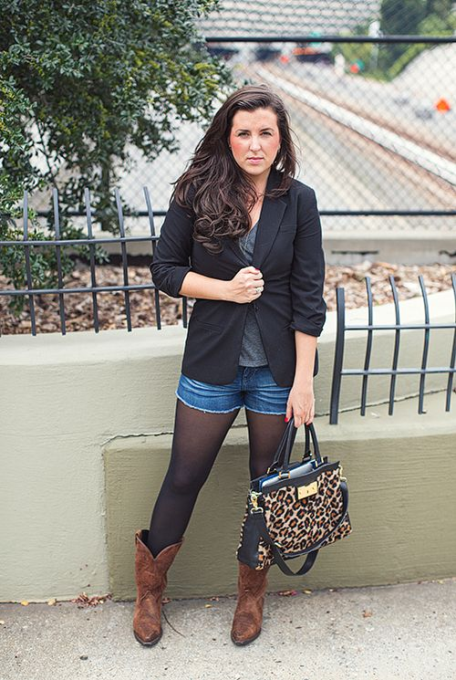 24 best images about How to Wear: Shorts with Tights on ...