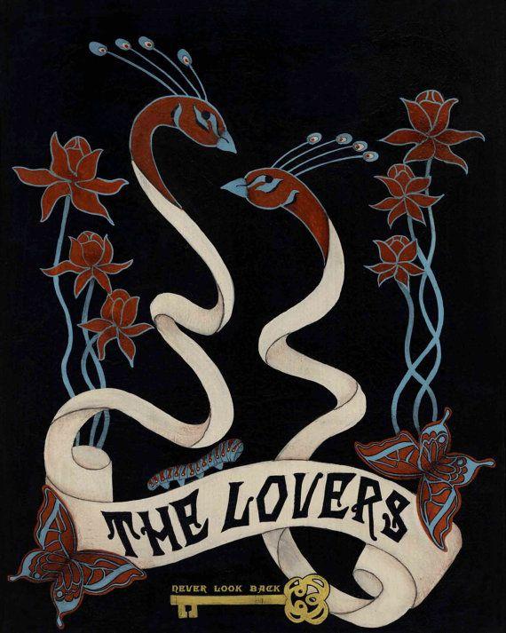 the lovers by Virginia Diakaki