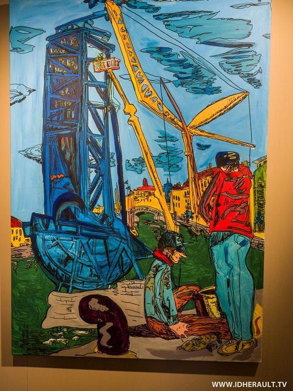 Retour en images sur l'exposition TOPOLINO - Musée Paul Valéry