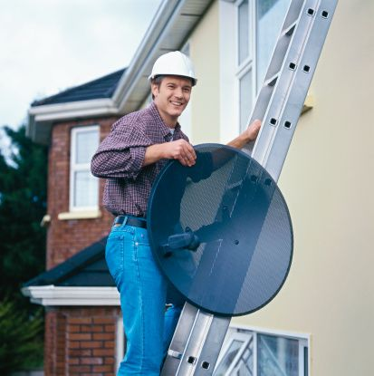 A stand-alone TV antenna can provide free digital television broadcasts for local stations that a satellite TV service does not provide. You can get the television signal from a....