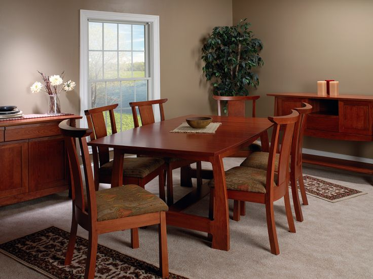 19 best RUFF SAWN MAPLE DINING images on Pinterest