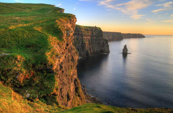 Acantilados de Moher – Irlanda Foto pressabroad.com