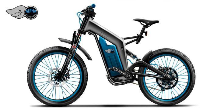 alpha motocicletas, espana - e-mtb 80 km/h https://www.alphamotocicletas.com/en/home/