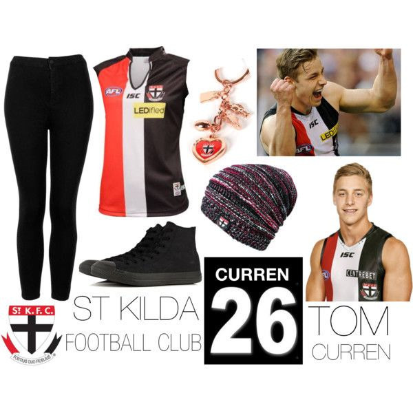 """St Kilda Football Club"" by moniquereiche on Polyvore"
