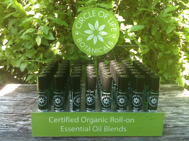 Introducing the full range of Circle of Life Botanicals certified organic roll-on essential oil blends which have been created to enhance feelings of physical and emotional wellbeing as you go about your daily life.  Please find us at:  circleoflifebotanicals.com.au  facebook.com/circleoflifebotanicals.
