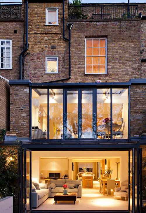 Good back extension on terraced house | architecture ...