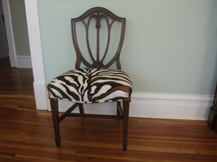 9 best images about animal print formal chair on pinterest