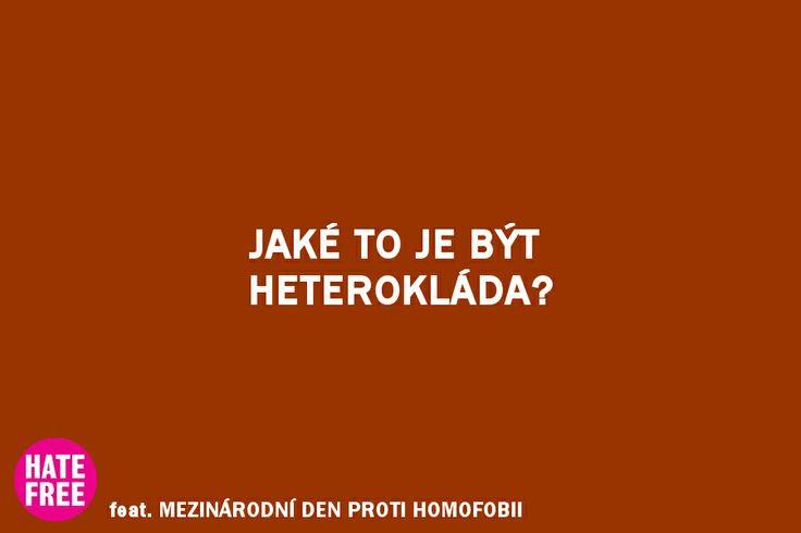 Přijde vám to absurdní? Pro gaye a lesby denní chleba.