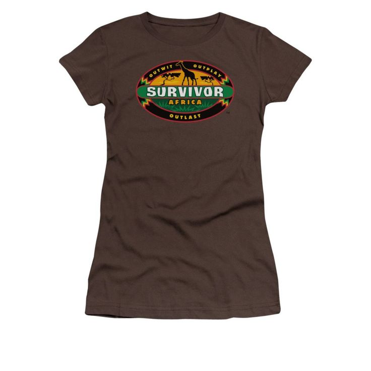 Survivor - Africa Junior T-Shirt