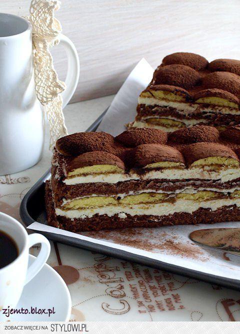 Ciasto Latte Macchiato Przepis po kliknięciu na zdjęcie…