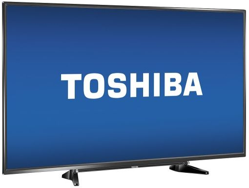 """Toshiba 55"""" LED TV $399 at Best Buy (reg. $594!) - ConsumerQueen.com- Oklahoma's Coupon Queen"""