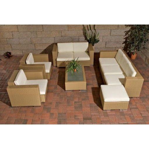 9 best Tuinmeubelen images on Pinterest Backyard furniture - garten loungemobel anthrazit