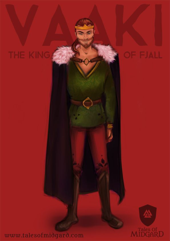 King Vaaki from our first comic She Who Killed The Immortal King.