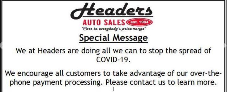 Pin On Headers Auto Sales Bizsoci