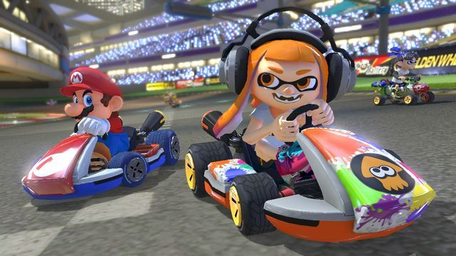 Mario Kart 8 on Switch's upgrades make it worth picking up again