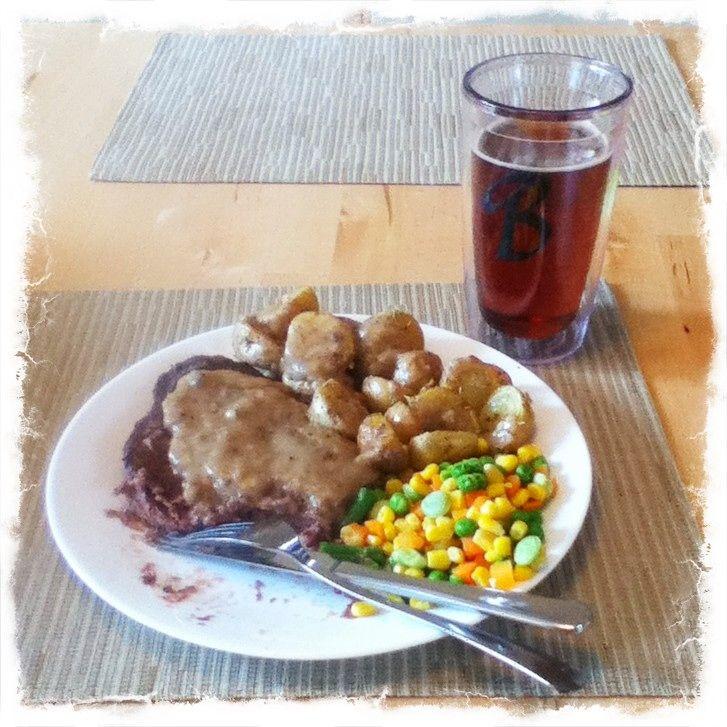 Pan Fried Elk Recipe - will sub gf flour mix