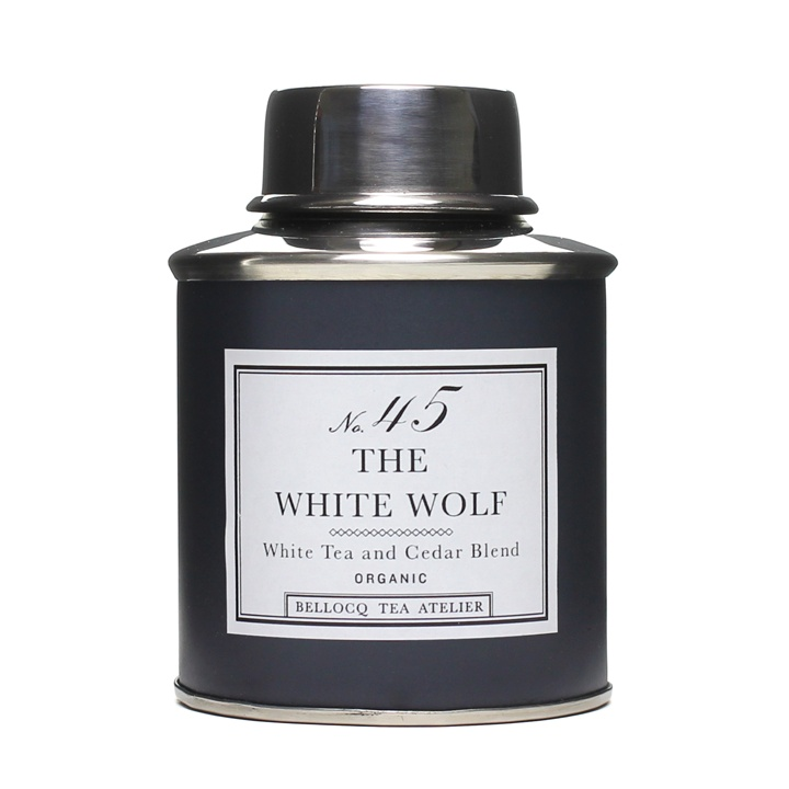 The White Wolf, Bellocq Tea Atelier: Teas Atelier, Bellocq Teas, Green Teas,  Essence, White Teas, White Wolf, Teas Packaging, White Wolves, Products