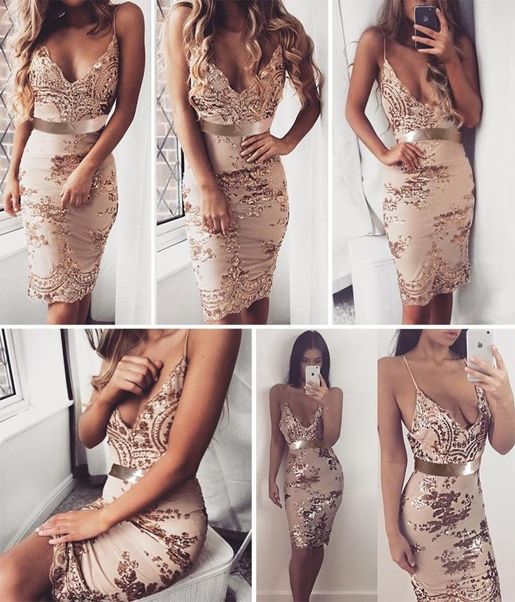 Julissa Mo 2016 Jurken Jurken Elegant Sexy V-hals Vintage Sequin Bodycon Bandage Dress Mini Summer Beach Jurken Vrouwen in jurken van Vrouwen Kleding op Aliexpress.com | Alibaba Group