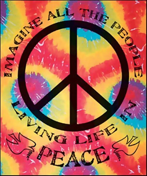 John Lennon Imagine Peace