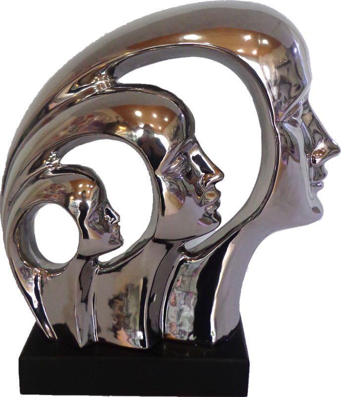 Figuras decorativas abstractas www.almaludeco.com Envíos a todo Colombia