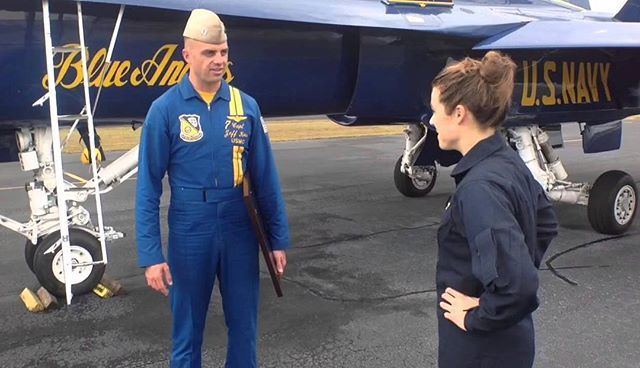 Looking at this picture with a heavy heart. Flying with Capt. Jeff Kuss was one of the most memorable days of my life. His passion for flying was infectious. My thoughts and prayers are with his family, friends, and the entire Blue Angels community. I feel honored to have met him. He will be remembered always. Thank you for your service and rest in peace, Capt. 🇺🇸