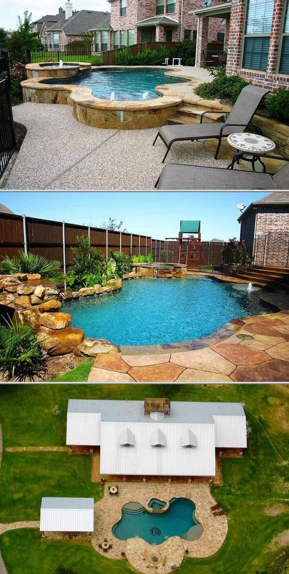 This company provides pool construction services at for Pool construction cost