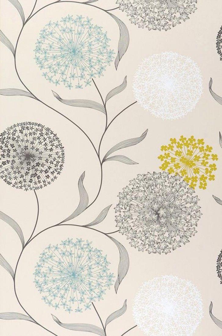 les 25 meilleures id es concernant papier peint fleurs. Black Bedroom Furniture Sets. Home Design Ideas