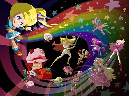 80s Cartoon Characters