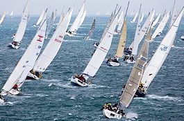 J.P. Morgan Asset Management Round the Island Race - Welcome
