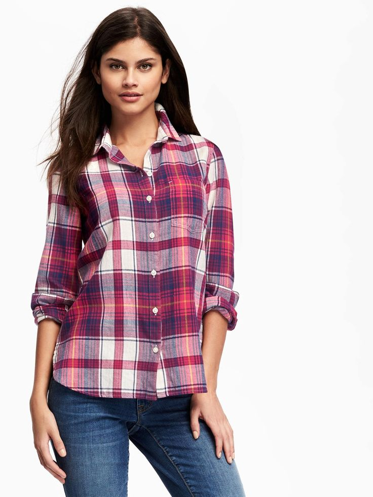 18 best my style clothes images on pinterest style for Womens christmas flannel shirt