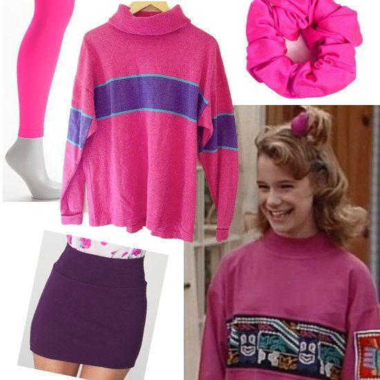 Kimmy Gibbler - Halloween costume how-to