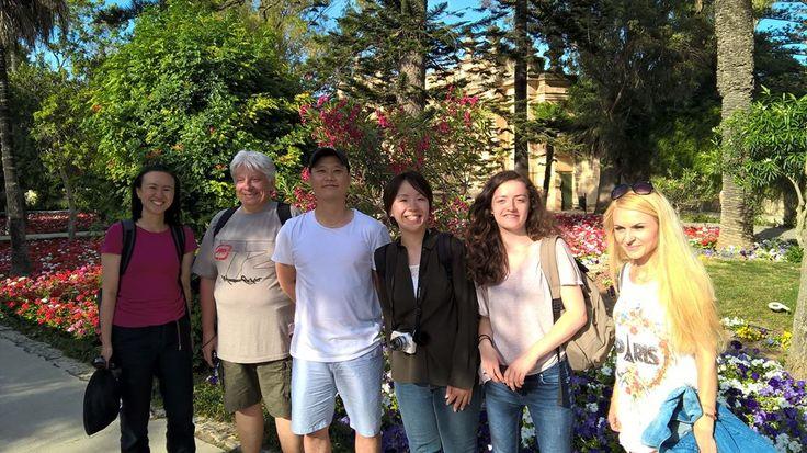 At #SanAnton #president #palace #gardens #ryugaku #sejourslinguistiques #kursyjęzykowe #Eğitim #yurtdışı #intercâmbio #английский #vacanze #sprachreisen #英語 #マルタ #旅行 #몰타 #여행 #travel #영어 #Мальта #anglais #inglês #englisch #inglese #myGatewayToSuccess #learnEnglish #Malta http://turkrazzi.com/ipost/1522647803992757655/?code=BUhiBxDBFWX