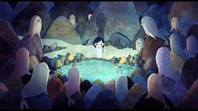 Regisseur Tomm Moore put in zijn nieuwe animatieparel alweer gretig uit de Keltische mythologie. Het resultaat is even pakkend als adembenemend. Geef de man een Oscar!
