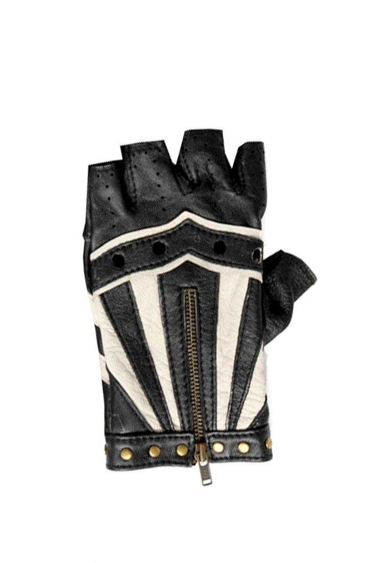 $130 Five and Diamond Steam Trunk Rising Sun Gloves