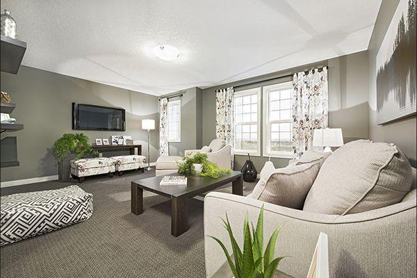 Bonus room / second floor family room