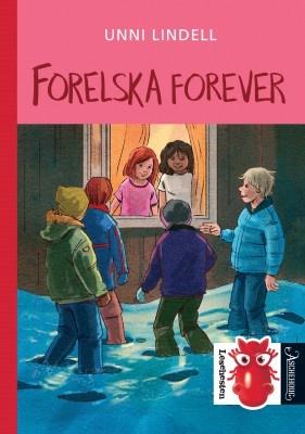 """""""Forelska forever"""" er den femte boken i den populære serien om Ella og utkommer i Den røde lesehesten som handler om kjærlighet og forelskelse. Dette er morsomme og lettleste bøker som passer for barn fra 6 til 10 år. Alle er illustrert av Lars Rudebjer."""