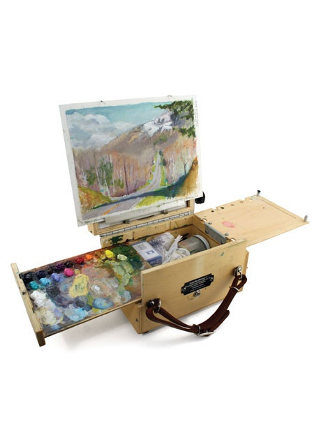 17 best images about pochade boxes on pinterest art for Best paint supplies