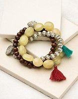 SINAVALI halsband brun | Necklace | Halsband | Smycken | Accessoarer | INDISKA Shop Online