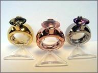 Ringen: geelgoud,rosegoud,witgoud,Amethist,Prasioliet,Rosekwarts