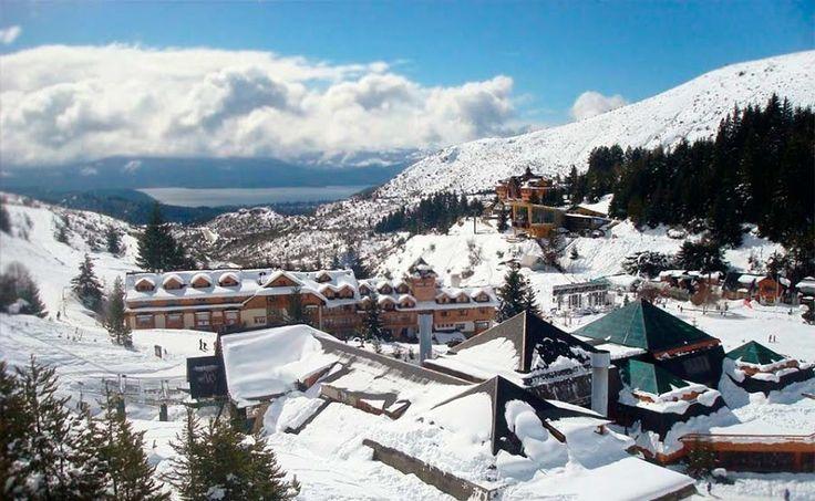 O que fazer em Bariloche no Inverno #argentina #viagem