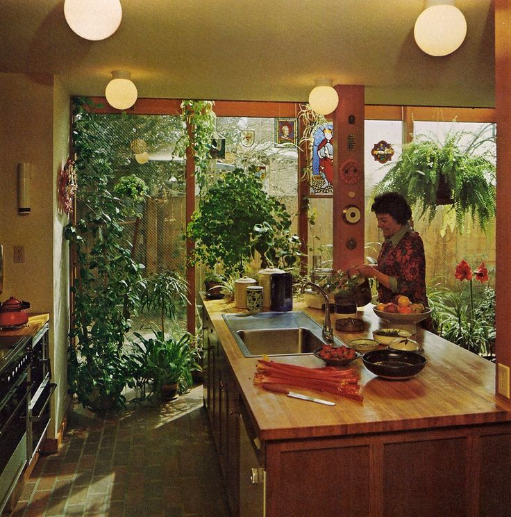 1000+ Ideas About 70s Kitchen On Pinterest