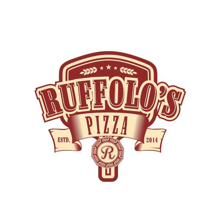 ruffolo's pizza sample logo
