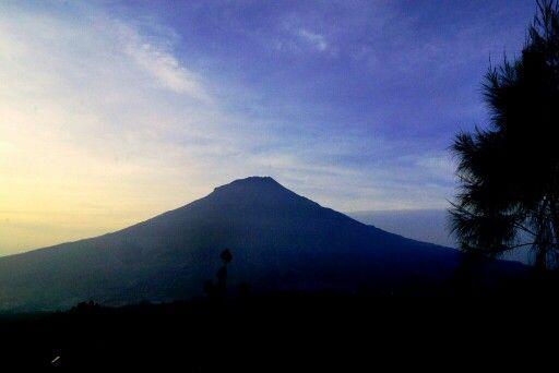 Sunrise Posong, Temanggung ...