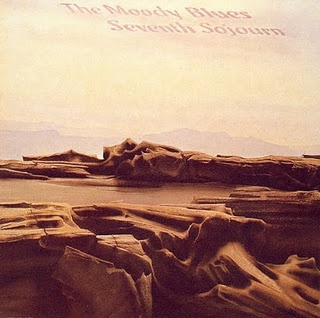 1972 The Moody Blues - Seventh Sojourn [Threshold THS7] artwork: Phil Travers #albumcover #illustration