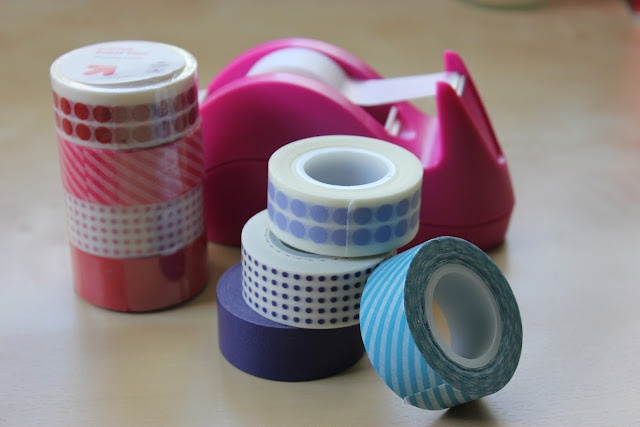 Cheap Washi Tape at Target -I'm going to get some! Whoa what? Where? When? All Targets? Hmmm... can I get it online?